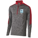 2018 Pacific Coast Sectional Figure Skating Championships Men's Electrify 1/2 Zip Pullover