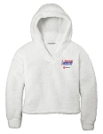 2021 Championship Series Ladies Cozy Fleece Hoodie
