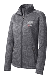 2021 Championship Series Ladies Digi Stripe Fleece Jacket