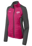 2021 Championship Series Ladies Hybrid Soft Shell Jacket