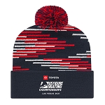 US Figure Skating Championship Knit Cap