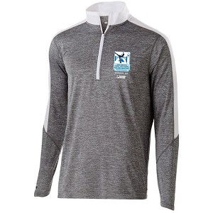 2018 Pacific Coast Sectional Figure Skating Championships Youth Electrify 1/2 Zip Pullover