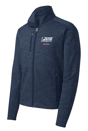 2021 Championship Series Men's Digi Stripe Fleece Jacket